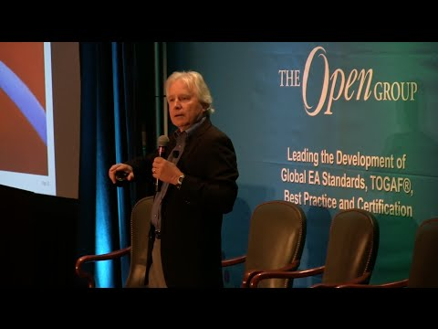 The Future of Business Architecture: Changes and Opportunities -The Open Group Austin Event,  2016