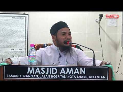 "Ustaz Syed Azwan | 27 Ogos 2017 | ""PERSAMAAN TAUHID NABI IBRAHIM & NABI MUHAMMAD DLM MELAWAN SYIRIK"""