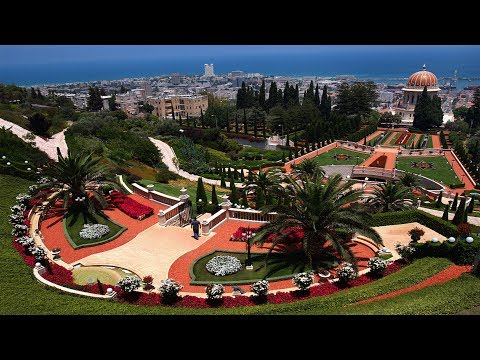Israel's Bahai Gardens, A Horticultural Wonder