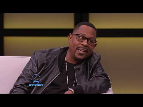 Martin Lawrence and a Talented 16YearOld Artist