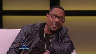 Martin Lawrence and a Talented 16-Year-Old Artist