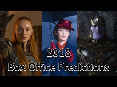 2018 Worldwide Box Office Predictions