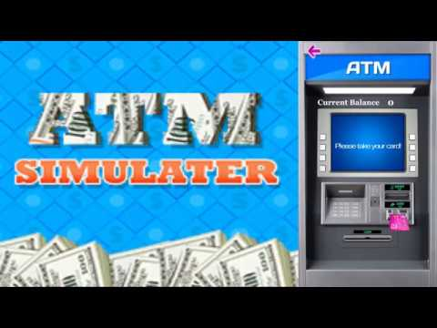 ATM Learning Simulator Free