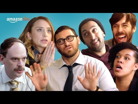 Thumbnail: The Six People Who Tell You What To Watch // Presented By BuzzFeed & Amazon Fire TV