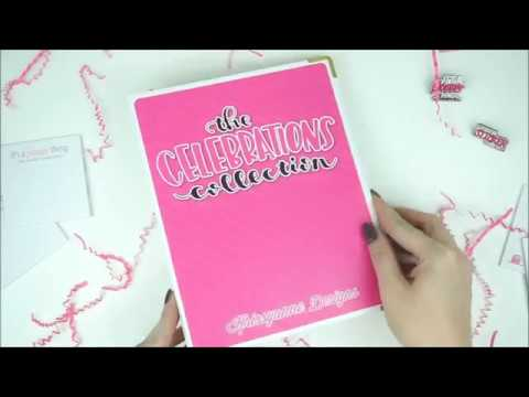 The 2017-2018 Celebrations Collection | Krissyanne Designs