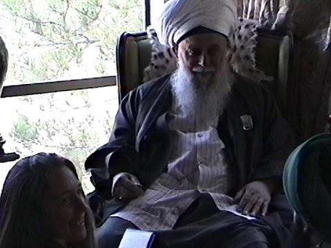 GrandShaykh Nazim al-Haqqani USA 1996 08 20 Tuesday  Part 1 of 3