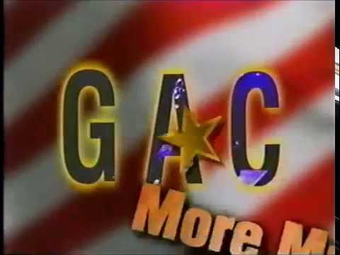 A GAC Returning Announcement in 1999