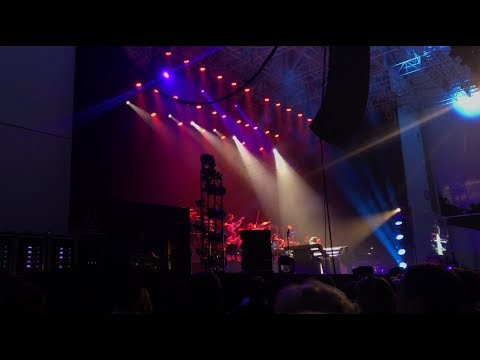 Yanni   Santorini  Acropolis 25th Anniversary  Boston MA  08052018