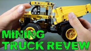 LEGO Technic Mining Truck Review | 42035