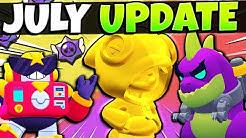 81 New Skins! New Brawler Surge! TRUE GOLD SKINS & More Gadgets! Brawl Stars Update