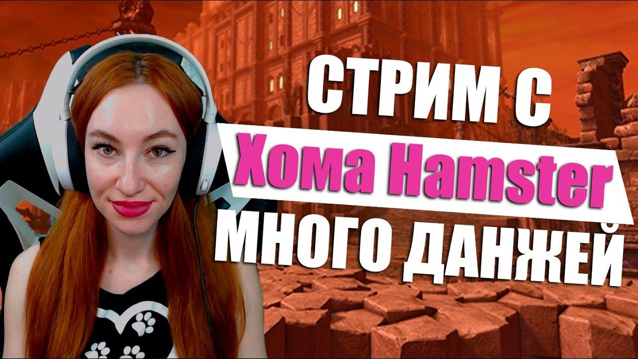 [Neverwinter] - Совместный стрим с Хома Hamster. Очереди. Цитадель. Башня