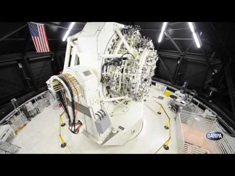 DARPA's Space Surveillance Telescope: What It Does