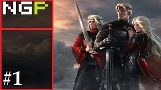 Crusader Kings 2: Game of thrones mod- Multiplayer, The Conquest Part 1