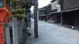 京都ぶれあり街歩き 祇園