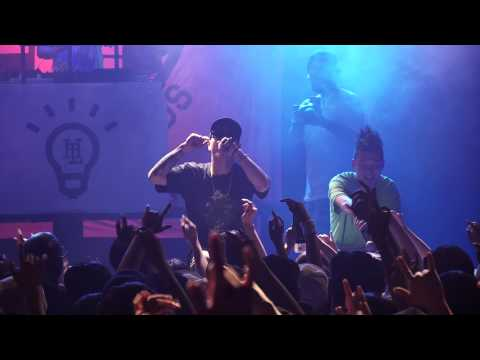B-Free & Paloalto - High Life (Live at Hi-Lite Records 5th Anniversary Concert)