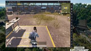 PUBG Mobile How to Set Free Look aka Eye Icon Keymapping on NOX Player