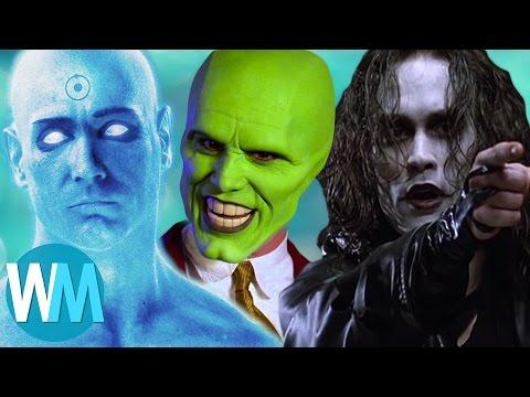 Top 10 Unconventional Superhero Movies