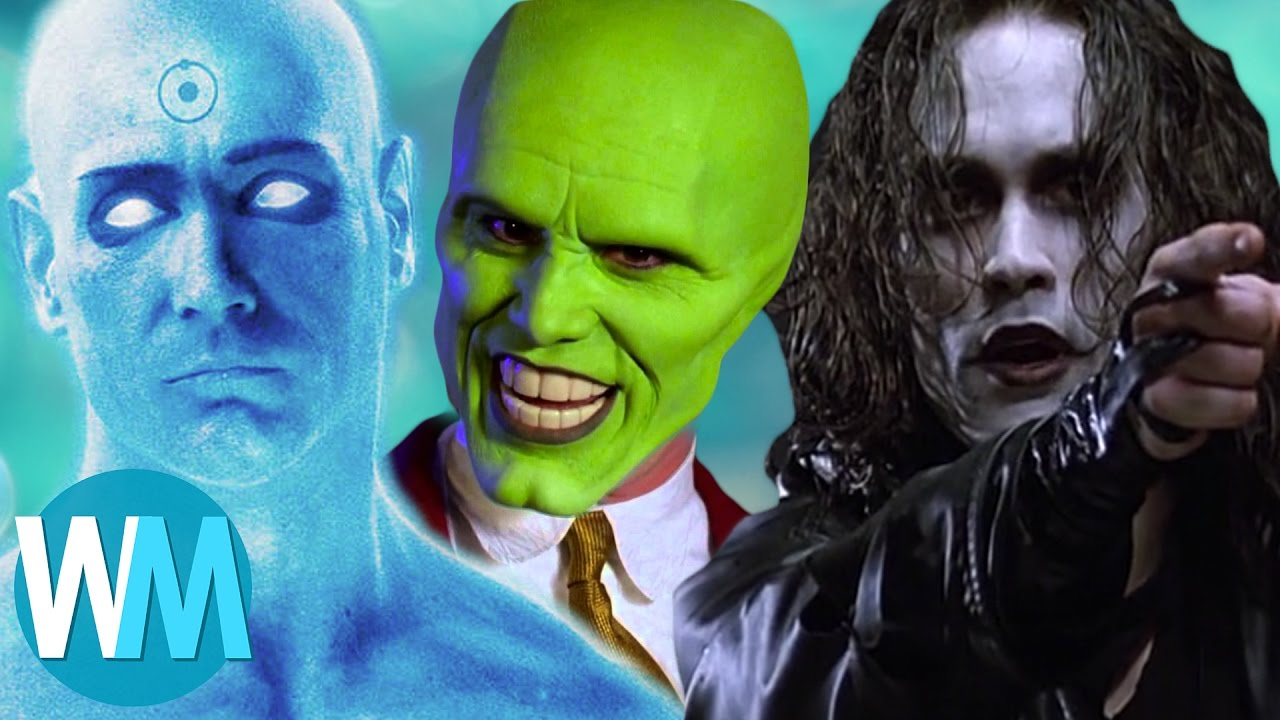Top 10 Unconventional Superhero Movies   YouTube Top 10 Unconventional Superhero Movies