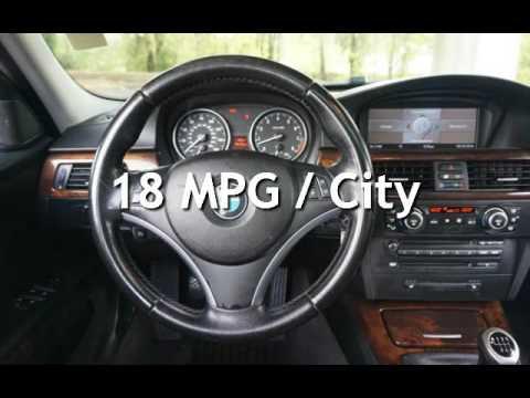 2007 bmw 335i sedan owners manual