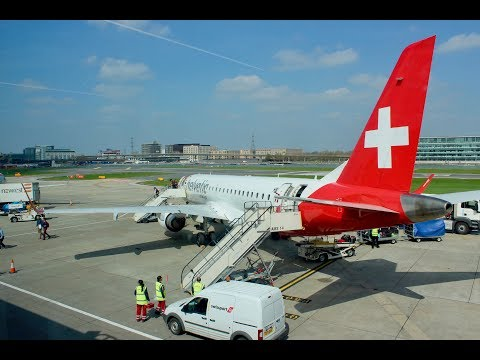 Flight Report: London City-Zurich Swiss (Helvetic) Embraer 190 Economy