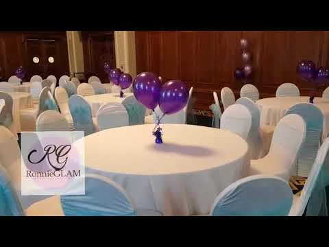 Room Styling For ACSONI Northern Ireland's Event For International Women's Day, Belfast.