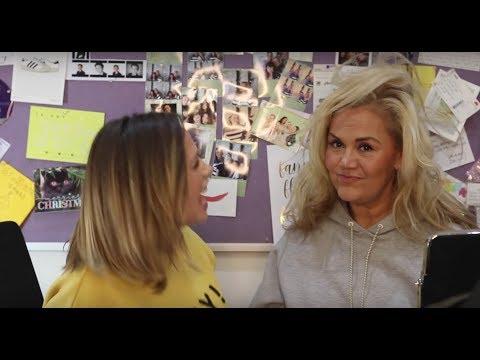 HANNAH'S BACK! | CAROLINE HIRONS x HANNAH MARTIN | JANUARY 2018