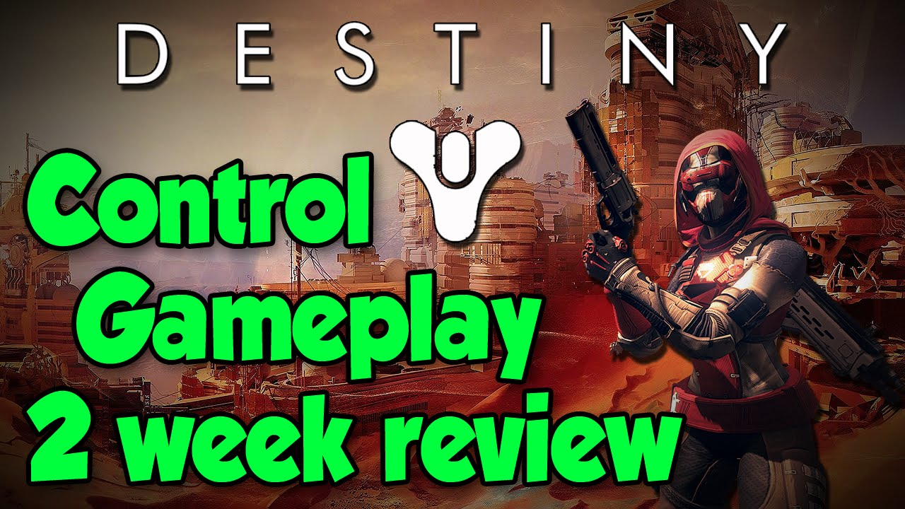 destiny 2 week review control gameplay xbox one youtube. Black Bedroom Furniture Sets. Home Design Ideas