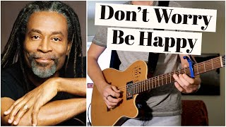 Don't Worry Be Happy (Bobby McFerrin) | Guitar Loop Cover
