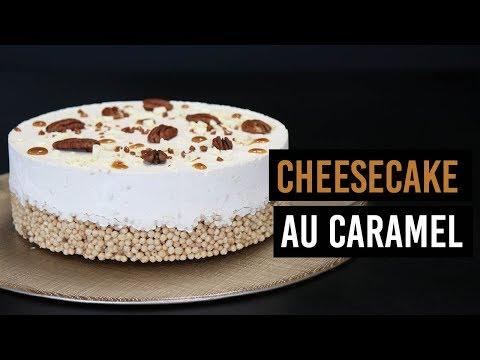 🍰-cheesecake-au-caramel-sans-cuisson-🍰