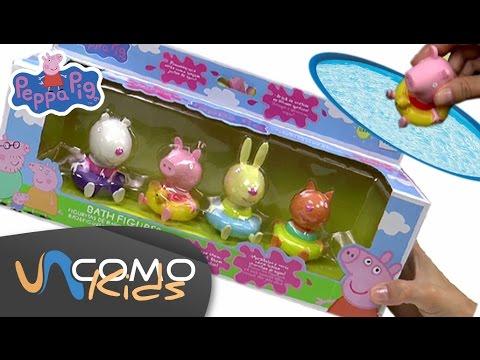 Peppa pig en la piscina juguetes de peppa pig en espa ol for Peppa pig en la piscina