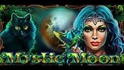 Mystic Moon - Slot Machine - 10 Lines + Bonus