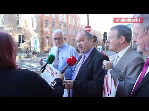 Buiséad 2014: Aisiompaigh gearradh an Liúntas Guthán - Trevor Ó Clochartaigh