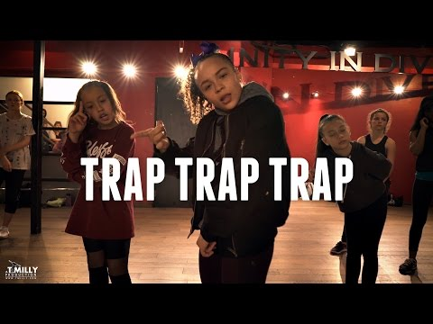 Rick Ross - Trap Trap Trap - Choreography by Phil Wright - #TMillyProductions