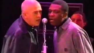 Tracy Chapman, Bruce Springsteen, Peter Gabriel, Youssou N