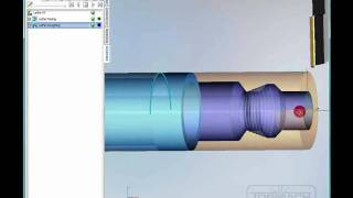 Lathe Turning Operations - SprutCAM 7