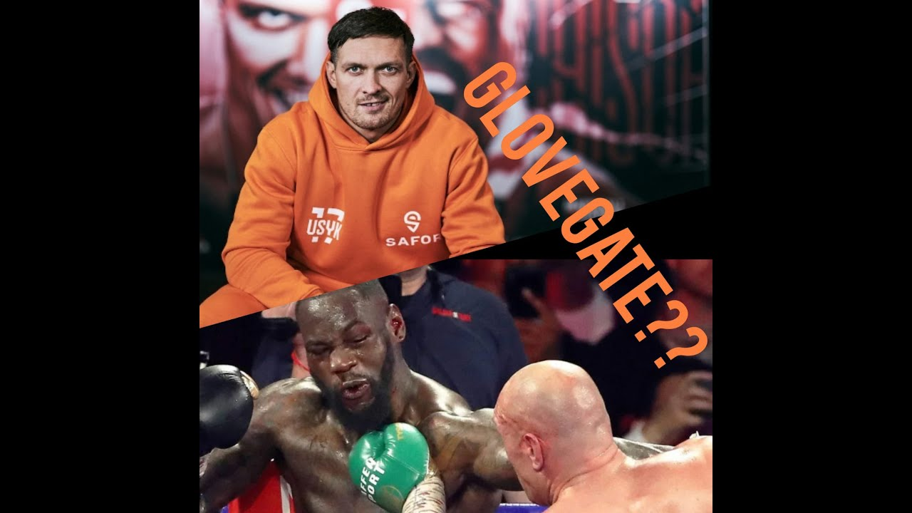 Download BREAKING! OLEKSANDR USYK RESPONDS TO DEONTAY WILDER'S ACCUSATIONS ON TYSON FURY & GLOVEGATE