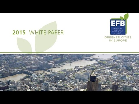 MARKET REPORT - GREEN ROOFS AND WALLS IN EUROPE