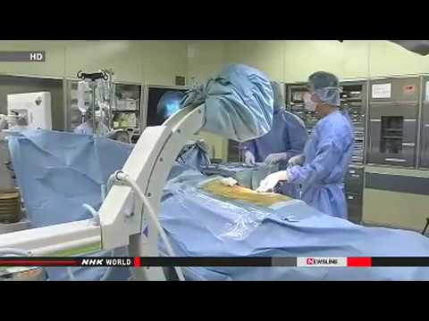 Brain Diseases Choosing Surgeons Online   Newsline   NHK WORLD English