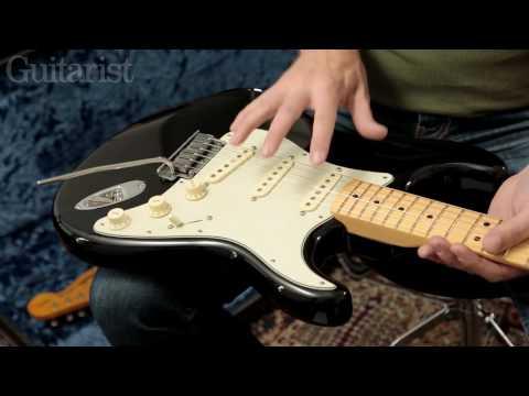 Fender Edge Strat & Johnny Marr Jaguar Demo