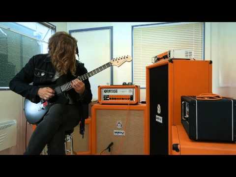 Jim Root - Orange Rockerverb 100 MKIII Guitar Amp
