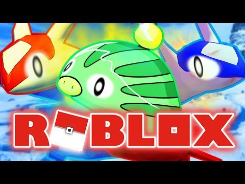 Roblox Pokemon Brick Bronze - FIRST SHINY POKEMON IN ROBLOX!!! - Episode 24
