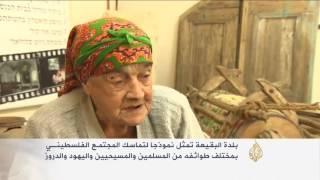 بلدة البقيعة تمثل نموذجا لتماسك الفلسطينيين