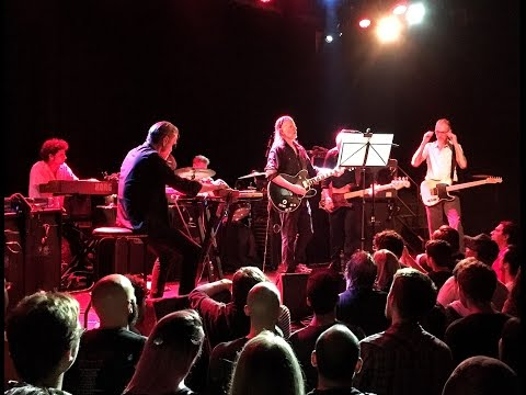 Swans (The Knot) Live at MHoW in Brooklyn  on 7/30/2016