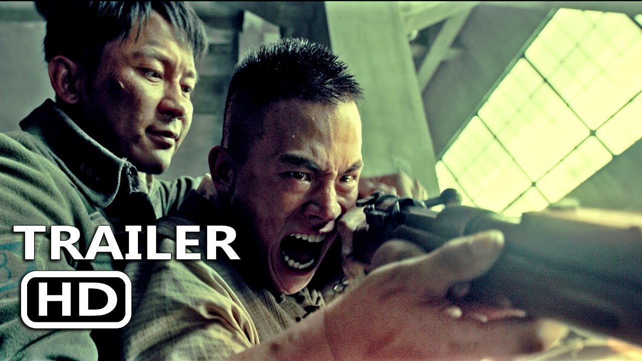 THE EIGHT HUNDRED Official Trailer (2021)