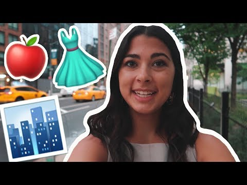 NYC Fashion WEEK 2018 Vlog | Jordan Regini