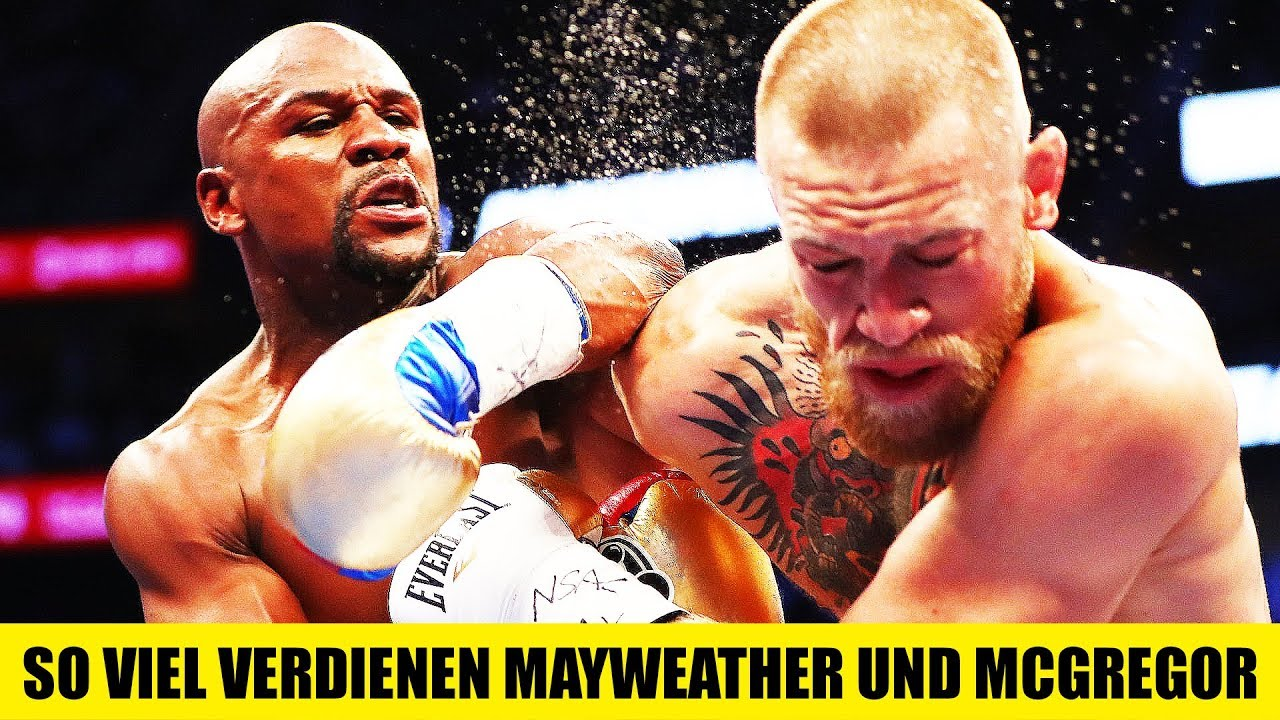 Boxkampf Mayweather Mcgregor Гјbertragung