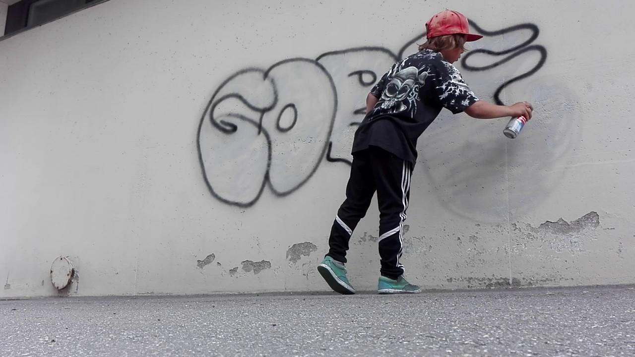 Eka Graffiti Video