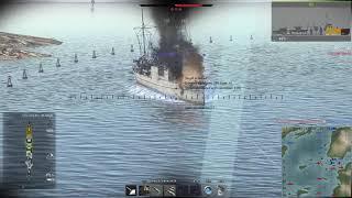 Warthunder Naval RB is fun