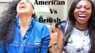 BRITISH VS AMERICAN SLANG SLAM DOWN!