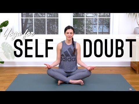 Yoga For Self Doubt|Yoga With Adriene